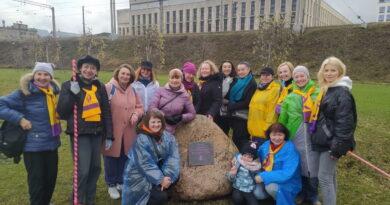 Акция по озеленению Рощинского сада –  сквера лауреатов конкурса «Женщина года»